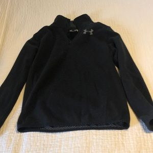 Boys under armor sweater